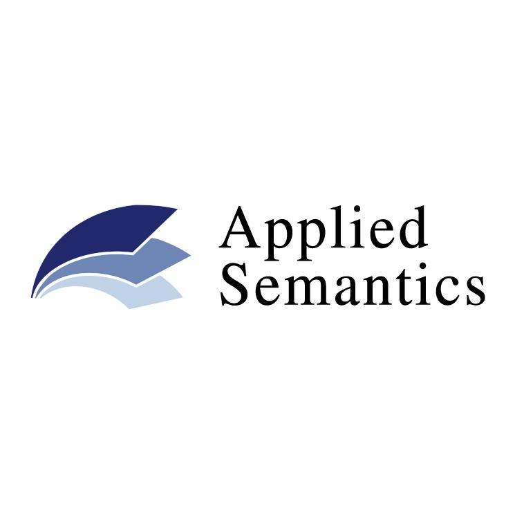 free vector Applied semantics 0