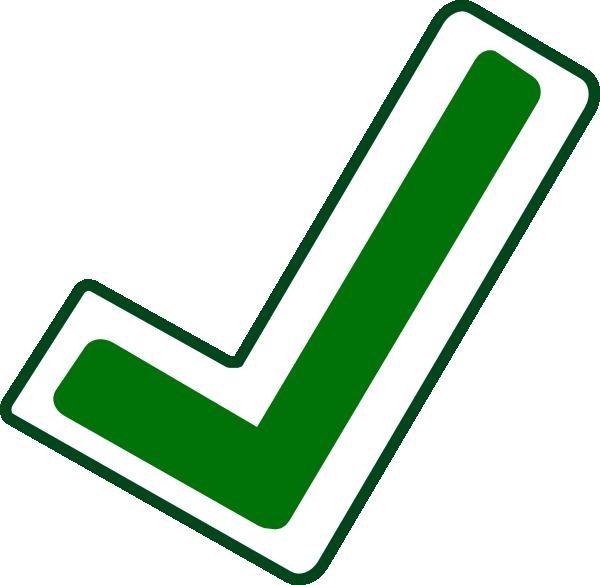 free vector Apply Checkmark clip art