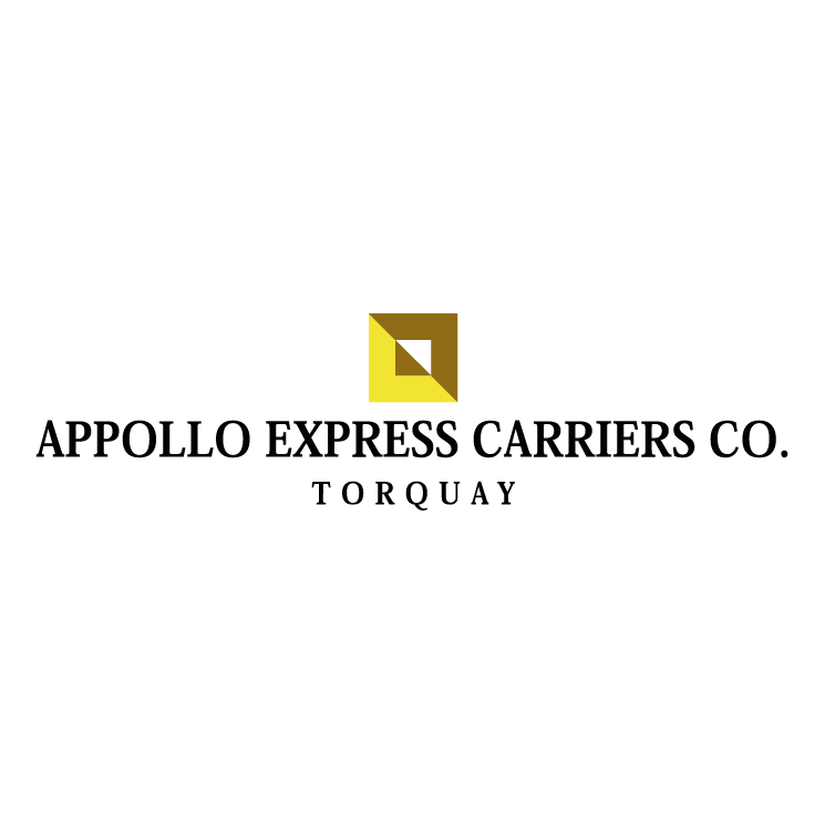 free vector Appollo express carriers