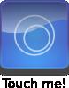 free vector Aqua Button clip art