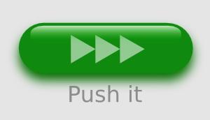 free vector Aqua Button Tube Green clip art