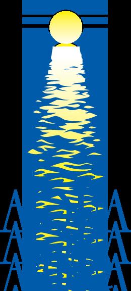 free vector Aqua Mer logo