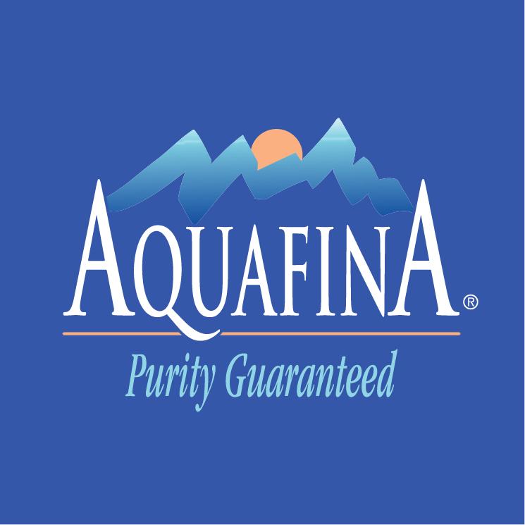 free vector Aquafina