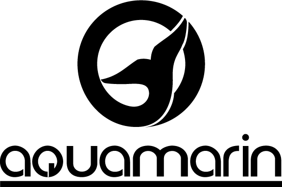 free vector Aquamarin logo