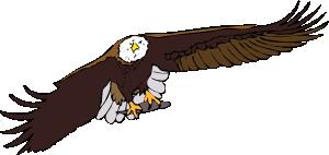 free vector Aquila Frontale clip art
