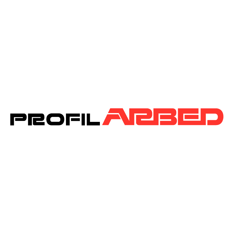 free vector Arbed profil