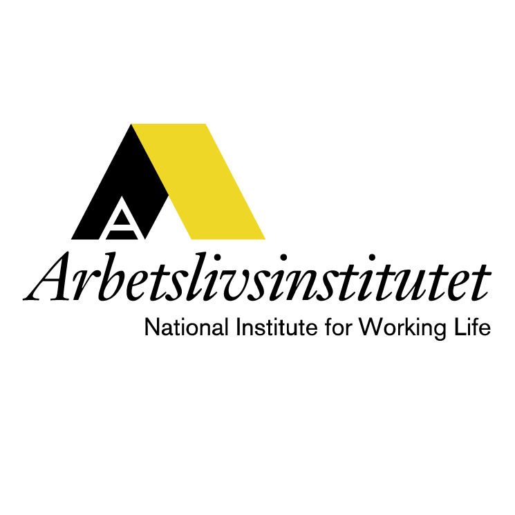 free vector Arbetslivsinstitutet