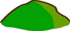 free vector Arcade Game Map Symbols Hill clip art