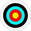 free vector Archery Target clip art