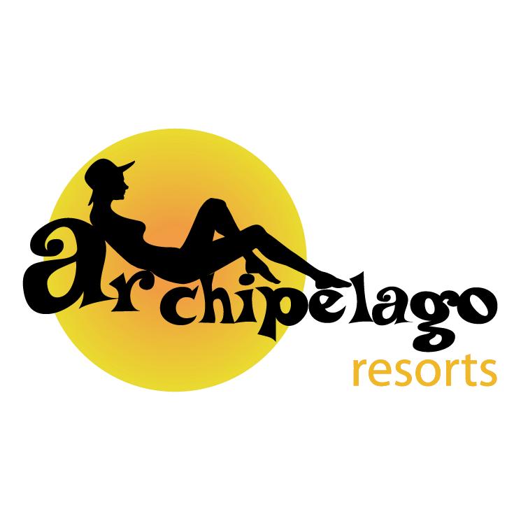 free vector Archipelago resort