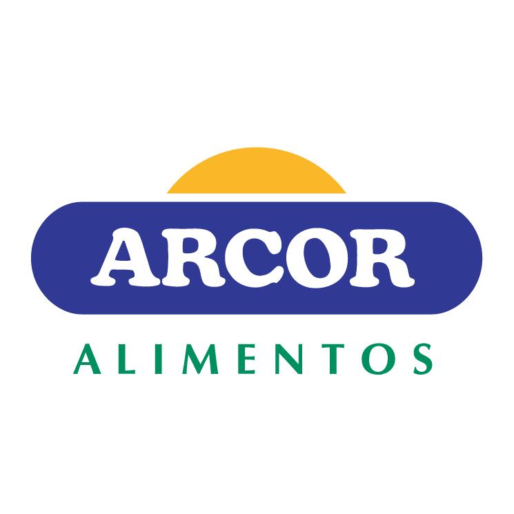 free vector Arcor alimentos