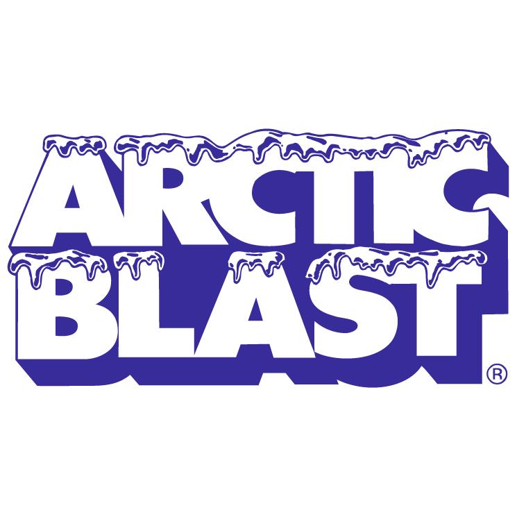 free vector Arctic blast