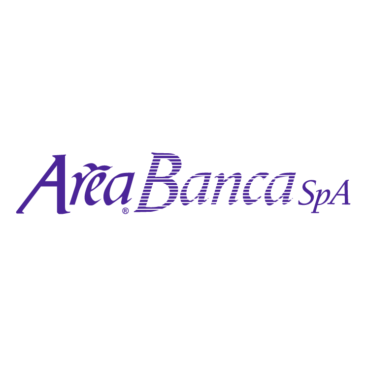 free vector Area banca spa