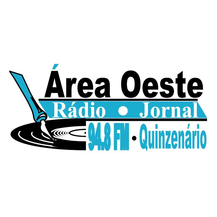 free vector Area oeste