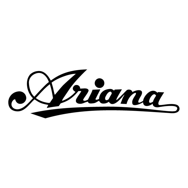 free vector Ariana