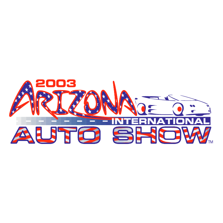 free vector Arizona international auto show