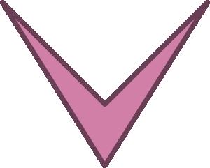 free vector Arki Arrow Down clip art