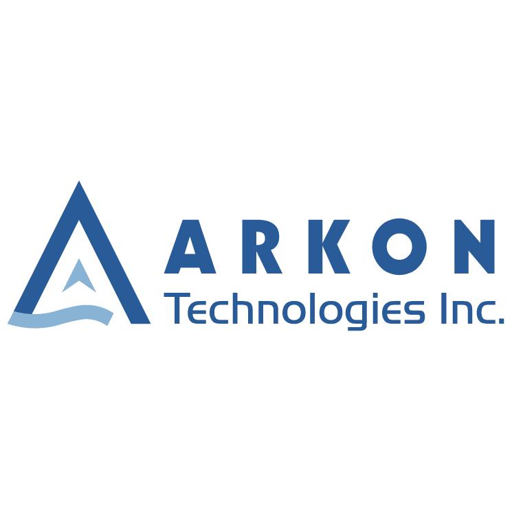 free vector Arkon technologies 0