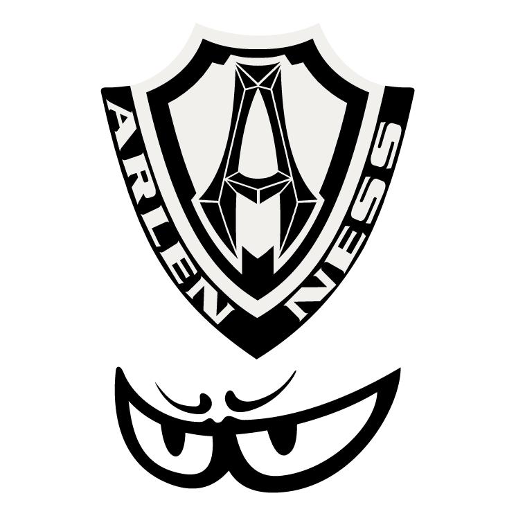 free vector Arlen ness