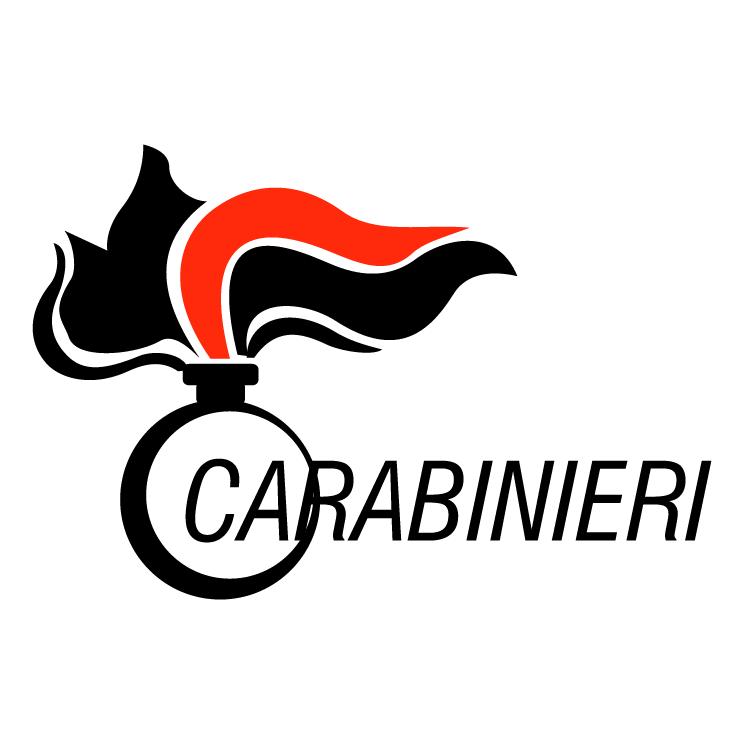 free vector Arma dei carabinieri