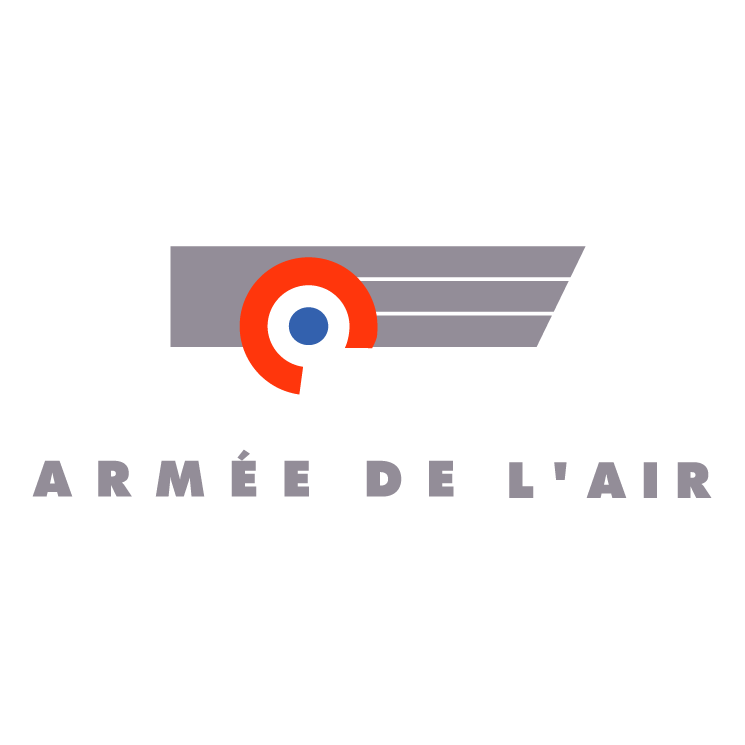 free vector Armee de lair francaise