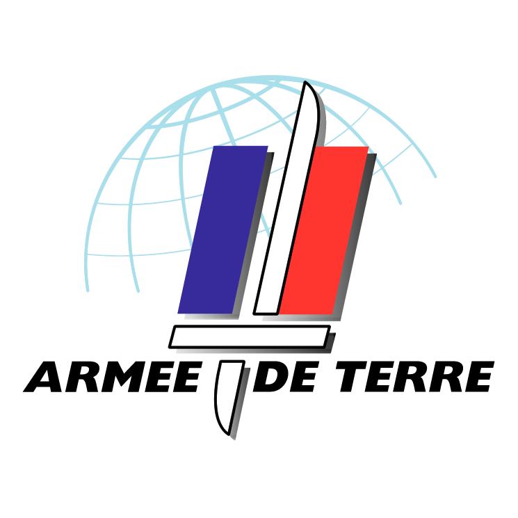 free vector Armee de terre 0
