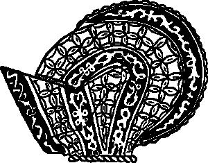free vector Armet Of Sir Henry Lee clip art