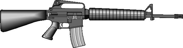free vector Arms Gun clip art