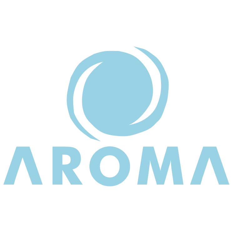 free vector Aroma cafe