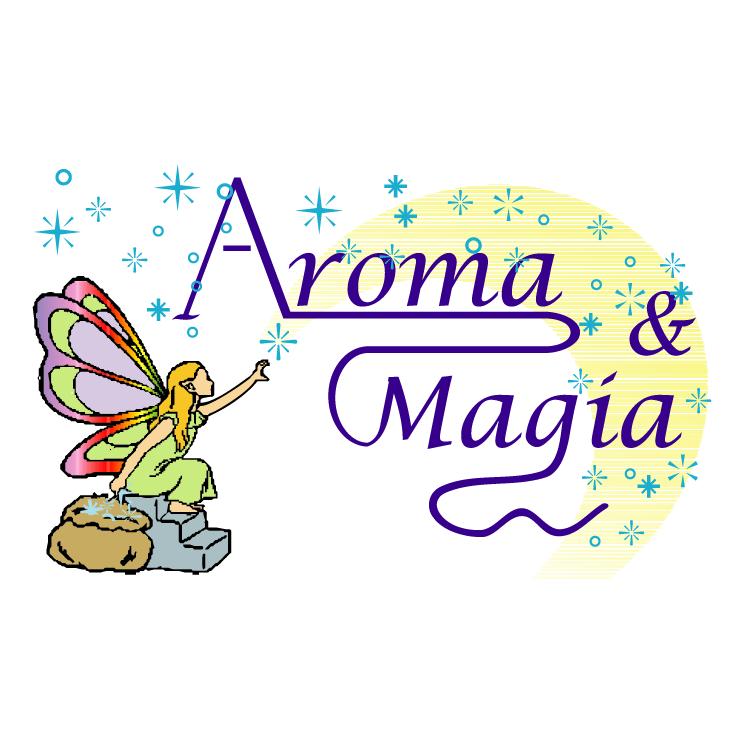 free vector Aroma e magia