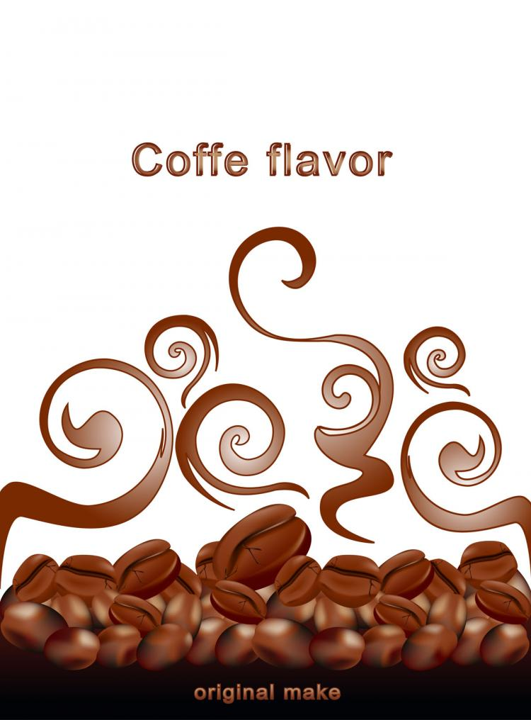 Aromatic Coffee Theme 5104 Free Eps Download 4 Vector