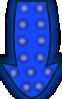 free vector Arrow Blur clip art