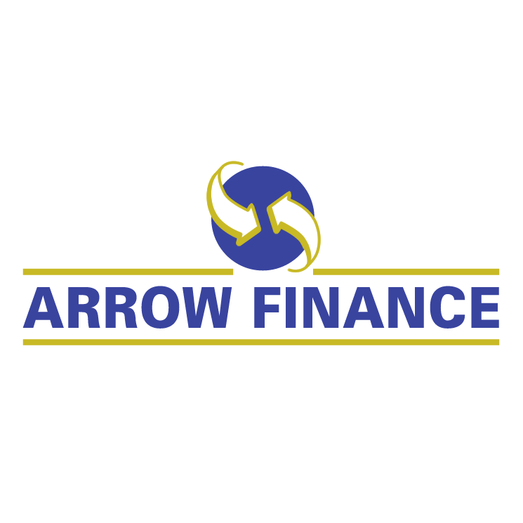 free vector Arrow finance