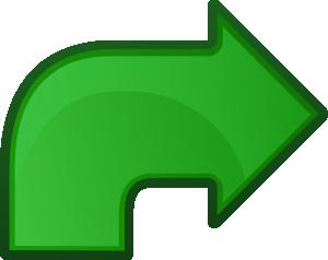 free vector Arrow Go Right clip art