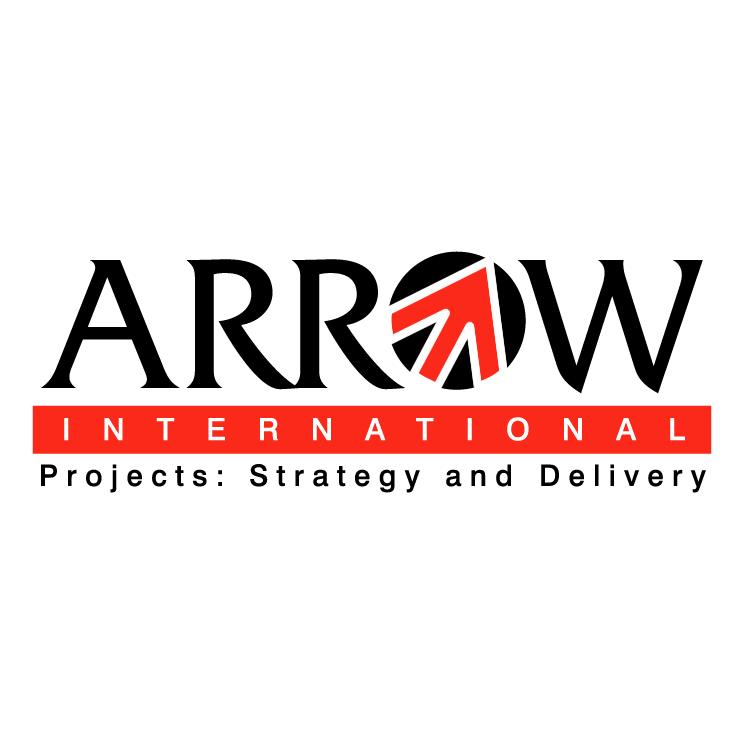free vector Arrow international 0
