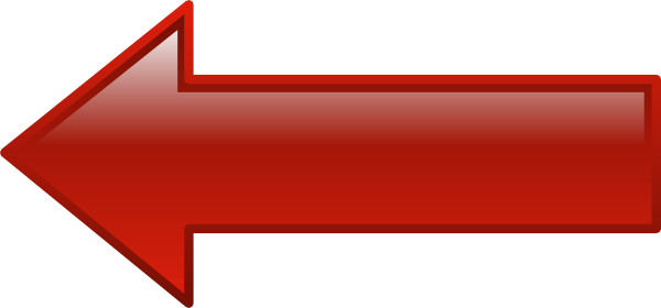 free vector Arrow-left-red clip art