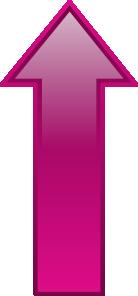 free vector Arrow-up-purple clip art