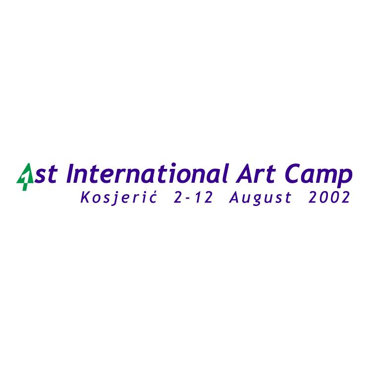 free vector Art camp kosjeric