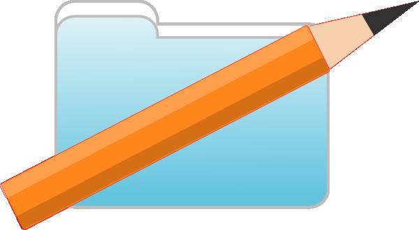free vector Art Folder clip art