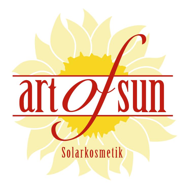 free vector Art of sun
