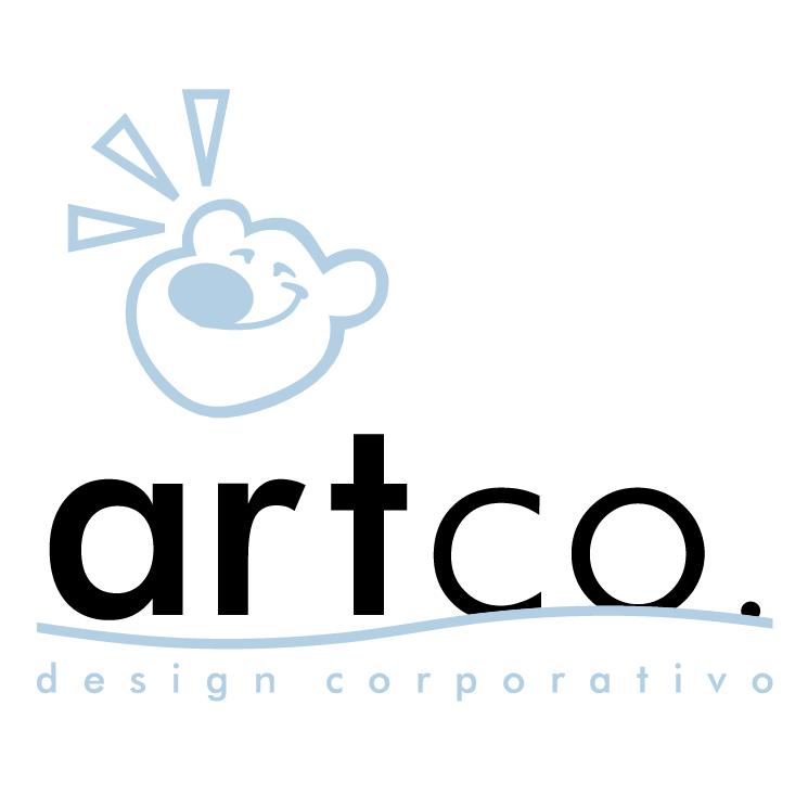 free vector Artco design corporativo