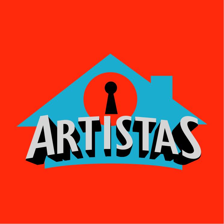 free vector Artistas