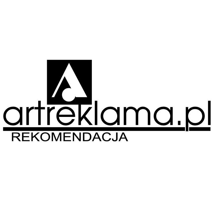 free vector Artreklamapl