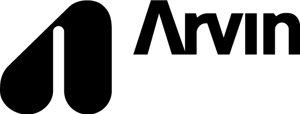free vector Arvin logo