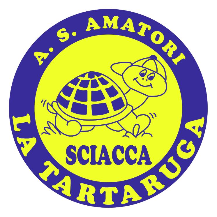 free vector As amatori la tartaruga