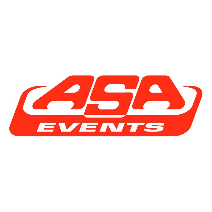 free vector Asa events