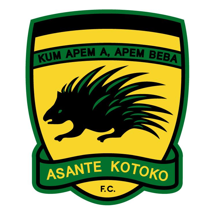 free vector Asante kotoko fc