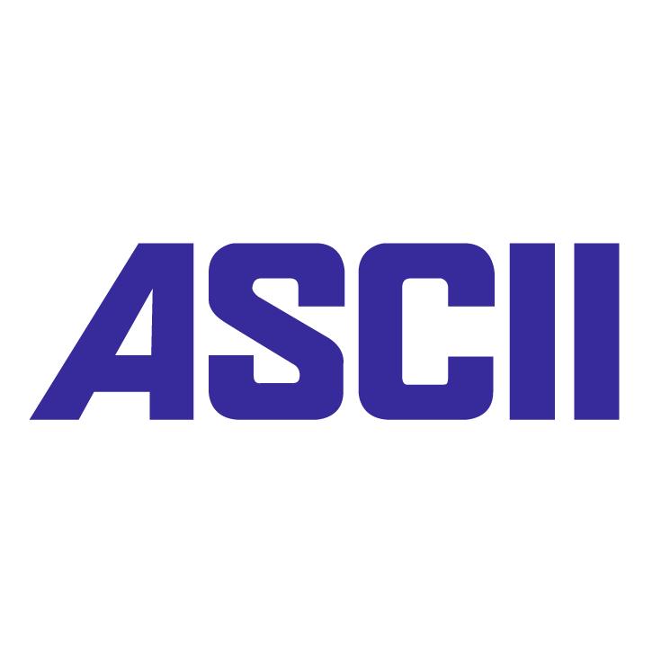 free vector Ascii 0