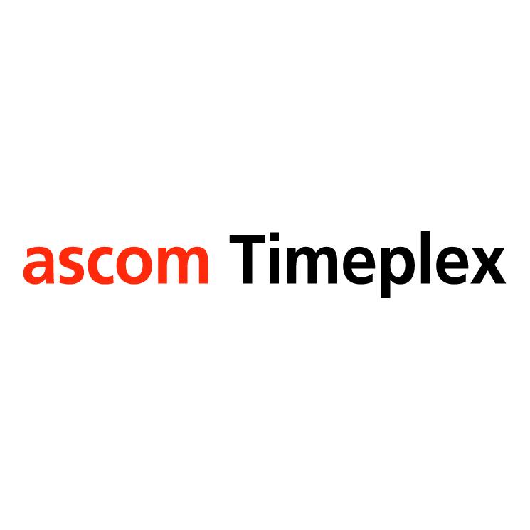 free vector Ascom timeplex