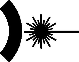 free vector Ashkyd Laser Symbol clip art
